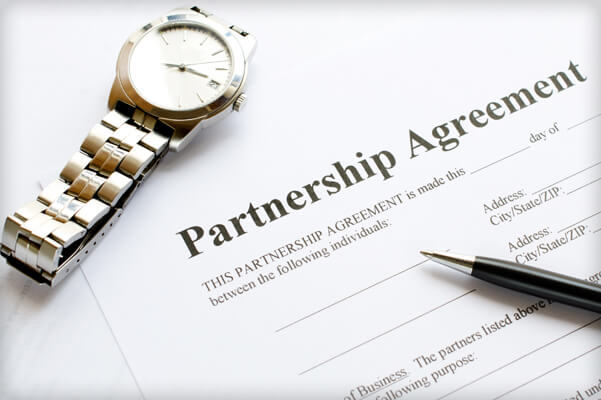 Partnership-Agreement-clauses